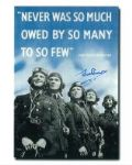Eric Brown (WW2 Pilot) - Genuine Signed Autograph (8)